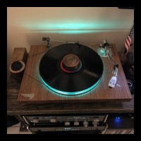 My own turntable
