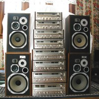 Retro's Complete Pioneer SX-XX80 Series Receivers