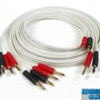 QED Silver Anniversary Biwire speaker cable