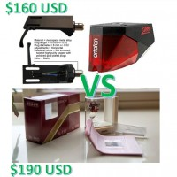 Ortofon Red Vs Denon DL110
