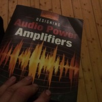 Bob Cordell book: Designing Power Amplifiers