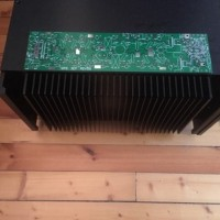 Amplifier PCB vs heatsink