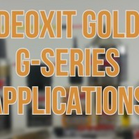 DeoxIT Gold G-Series Applications