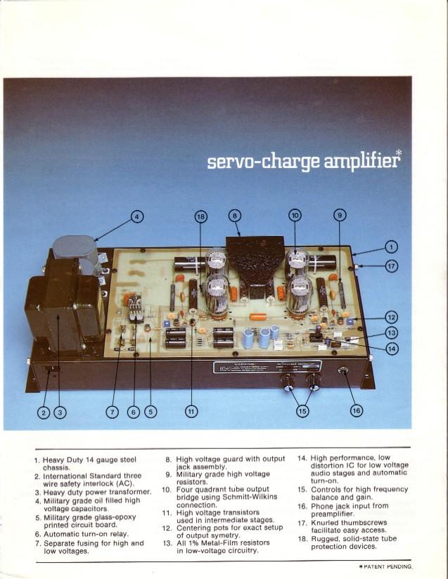 Acoustat Monitor Three electrostatic speaker page 5/6 | Audiokarma