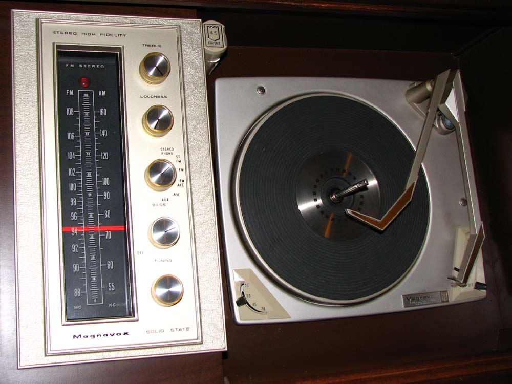 Early 60s Solid State Console   Audiokarma Home Audio Stereo