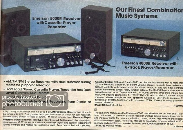 Emerson | Audiokarma Home Audio Stereo Discussion Forums