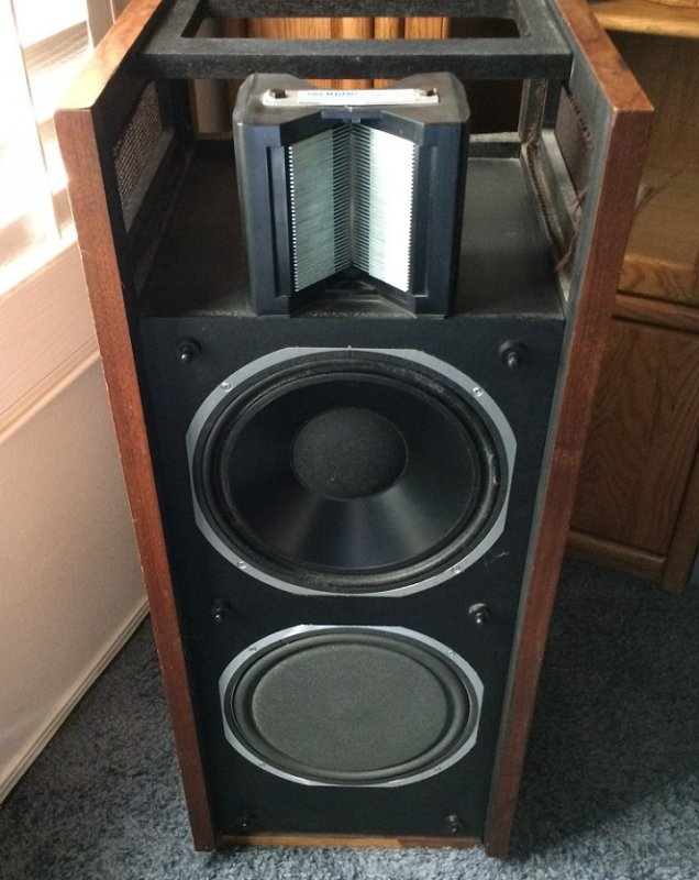 ESS AMT Monitor | Audiokarma Home Audio Stereo Discussion Forums