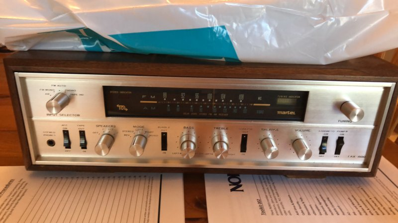 Martel FAX-800? | Audiokarma Home Audio Stereo Discussion Forums