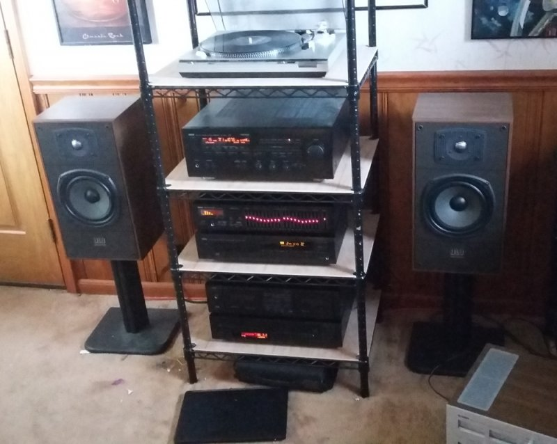 Mid 90's Yamaha, mostly | Audiokarma Home Audio Stereo Discussion Forums