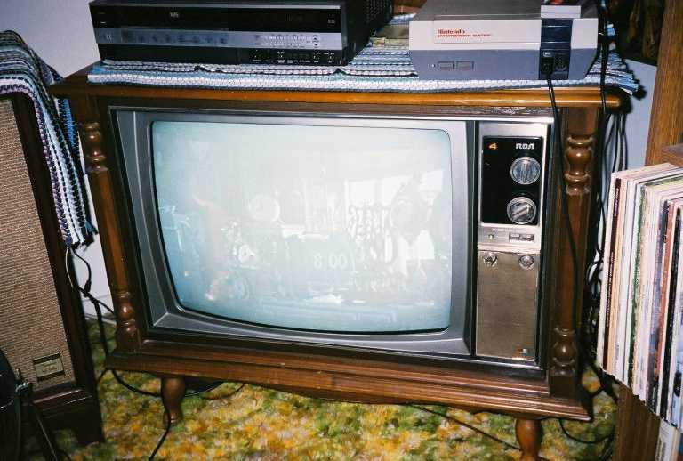 Rca Color Tv: Rca L4000bc 4 Inch Color Lcd Screen Tv