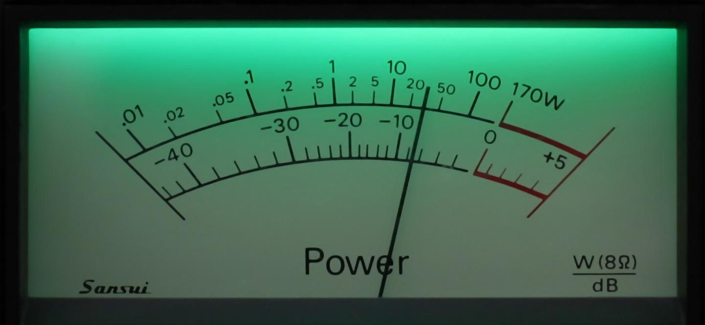 Afbeeldingsresultaat voor pin VU meter