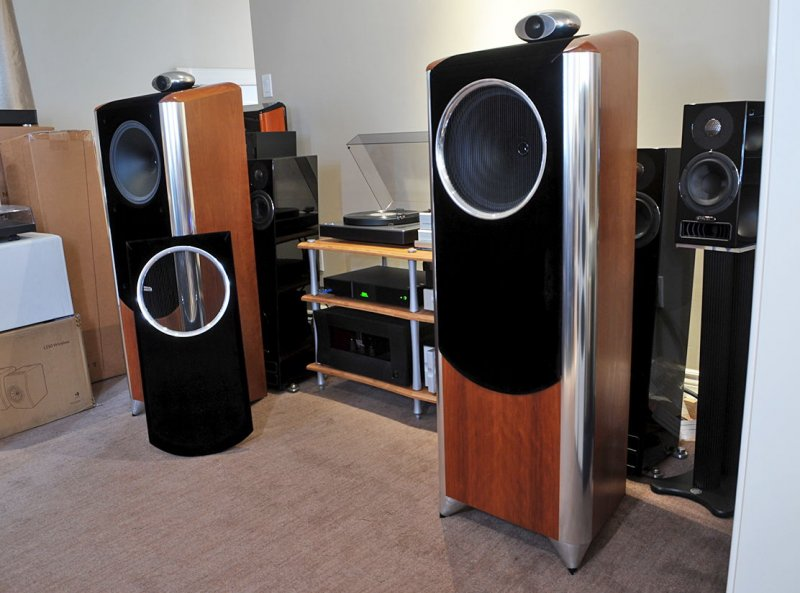 TANNOY Dimension TD12 B | Audiokarma Home Audio Stereo Discussion Forums
